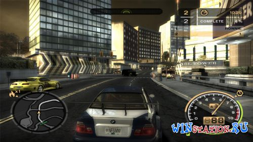 Скачать игру Need for Speed: Most Wanted - Turbo DRIFT