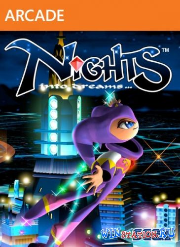 Скачать игру NiGHTS into Dreams HD (2012/MULTI5/ENG)