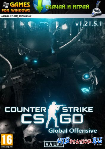 Скачать игру Counter-Strike: Global Offensive