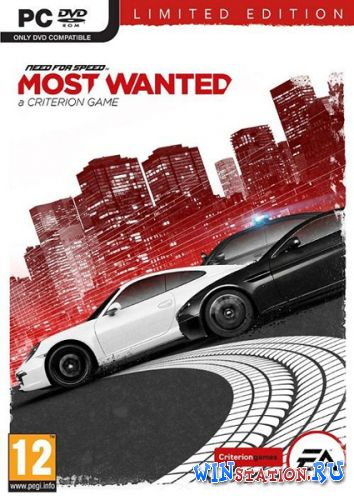 Скачать игру Need for Speed: Most Wanted - Limited Edition
