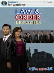 Law & Order.Legacies.Gold Edition (Telltale Games)