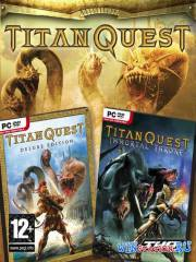 Антология Titan Quest + The Immortal Throne