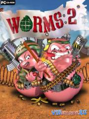 Worms 2 (1997/PC/RUS/RePack)