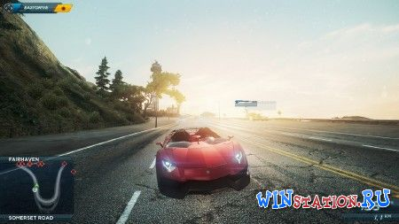 Компьютерная игра Need for Speed Most Wanted Ultimate Speed
