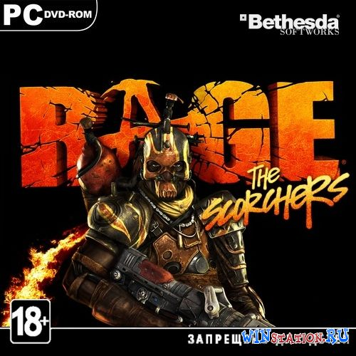 Скачать игру RAGE: The Scorchers (4xDVD5)