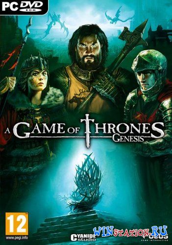 Скачать игру A Game of Thrones: Genesis