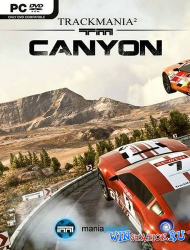 Скачать игру TrackMania 2 Canyon Stadium (Ubisoft Entertainment)