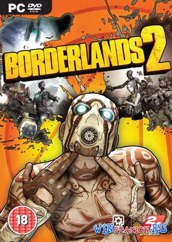 Скачать игру Borderlands 2: Premier Club Edition + DLC