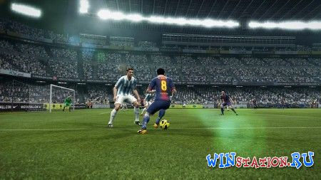 Скачать игру PESEdit.com 2013 Patch 2.8 (Pro Evolution Soccer 2013)