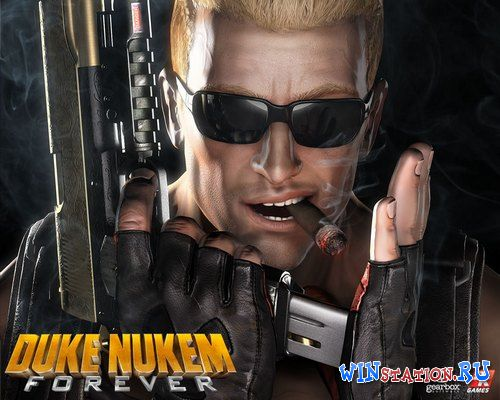 "Скачать игру Duke Nukem Forever + DLC ""The Doctor Who Cloned Me"" (v.1.01)"