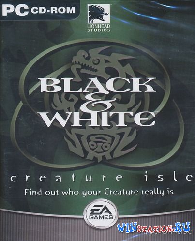 Скачать игру Black & White + Creature Isle
