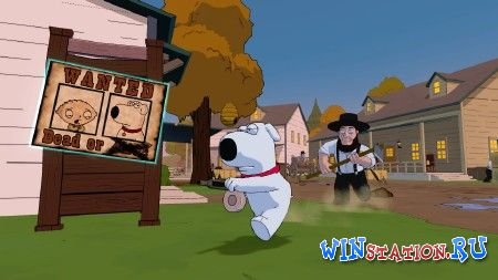 Скачать игру Family Guy: Back to the Multiverse