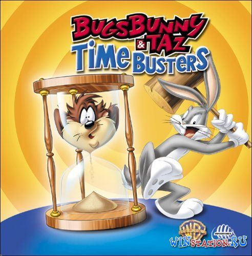 Скачать игру Bugs Bunny And Taz: Time Busters