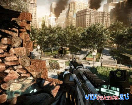 Скачать игру Crysis 2 Multiplayer Edition (v1.9.0.0 / Dedicated Server)