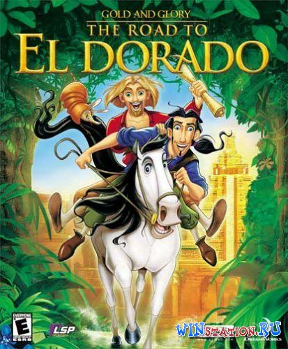 Скачать игру Gold and Glory: The Road to El-Dorado