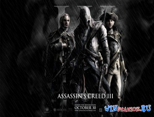 Скачать игру Assassin's Creed III - v1.02 Update
