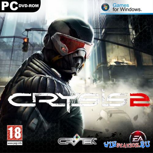 Скачать игру Crysis 2 Limited Edittion  [1.0.0.5858]