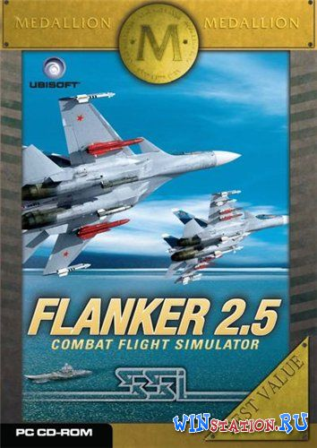 Скачать игру Flanker 2.5 Combat Flight Simulator