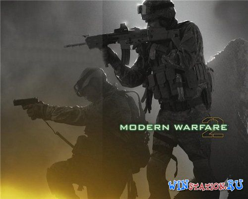 Скачать игру Call of Duty: Modern Warfare 2 - Multiplayer Only (FourDeltaOne)