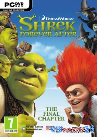 Shrek Forever After:The Game