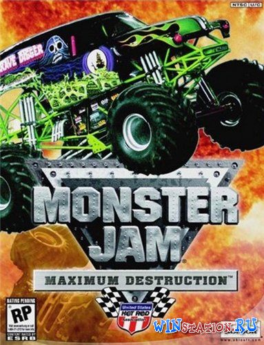 Скачать игру Monster Jam: Maximum Destruction