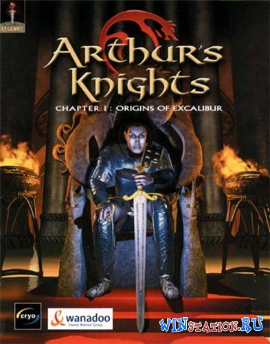 Скачать игру Arthur's Knights: Origins of Excalibur