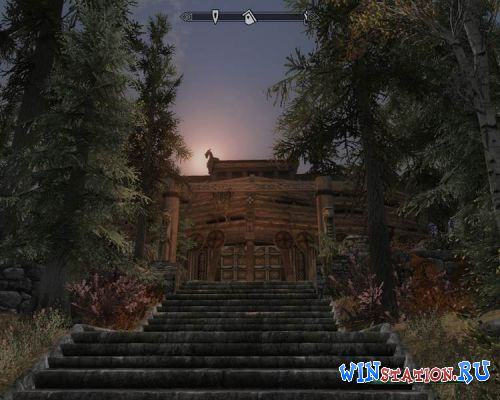 Скачать игру The Elder Scrolls 5: Skyrim & Dawnguard & Hearthfire