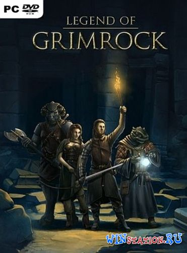 Скачать игру Legend of Grimrock v 1.3.6 (2012/RUS/ENG/RePack R.G. Catalyst)
