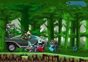 Halo Zero геймплей