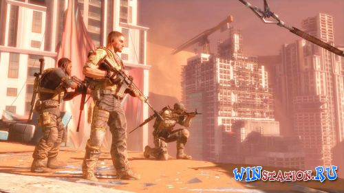 ������� ���� Spec Ops: The Line
