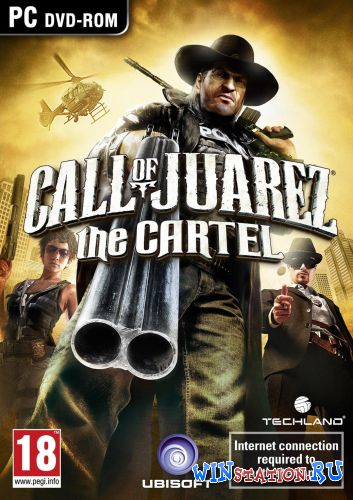 Скачать игру Call Of Juarez: The Cartel: Limited Edition