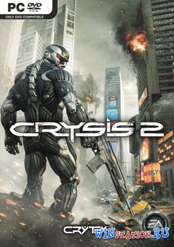 Скачать игру Crysis 2 Multiplayer Edition