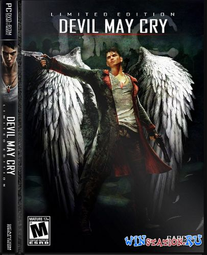 Скачать DmC Devil May Cry бесплатно