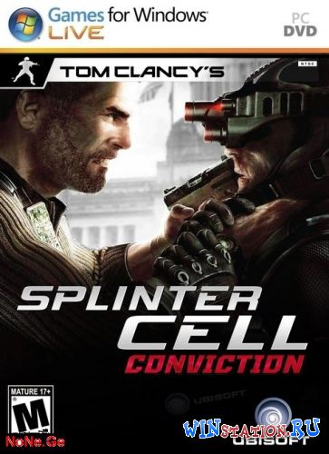 Скачать игру Splinter Cell Conviction