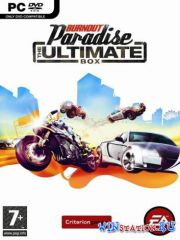 Burnout Paradise: The Ultimate Box - Russian Vanity
