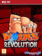Worms Revolution (2012/PC/RUS/ENG/RePack)