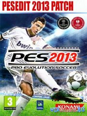 PESEdit.com 2013 Patch 2.8 (Pro Evolution Soccer 2013)