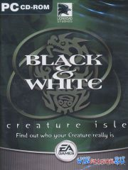 Black & White + Creature Isle