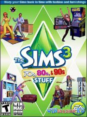 The Sims 3: 70s 80s & 90s Stuff