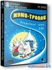 Moomintrolls: Wonder Winterland (2003/PC/RUS)