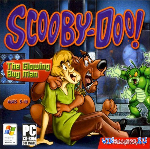 Скачать игру Scooby-Doo! Case File 1: The Glowing Bug Man