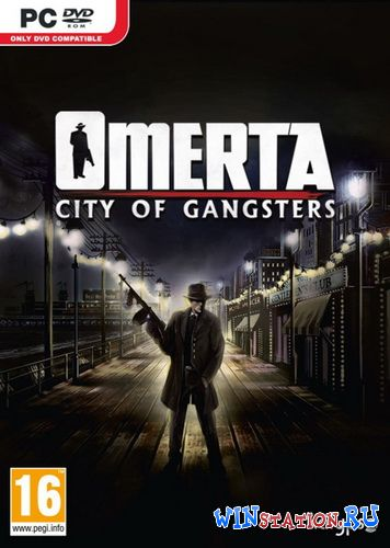 Скачать игру Omerta: City of Gangsters - Special Edition