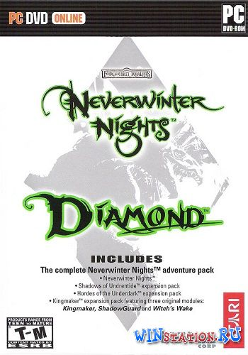 Скачать игру Neverwinter Nights: Diamond Edition