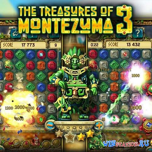 Скачать The Treasures of Montezuma 3 бесплатно