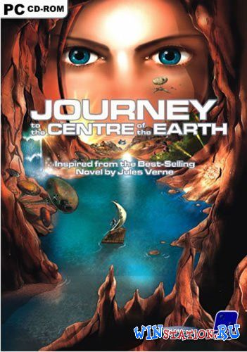 Скачать игру Journey to the Center of the Earth: Gold Edition