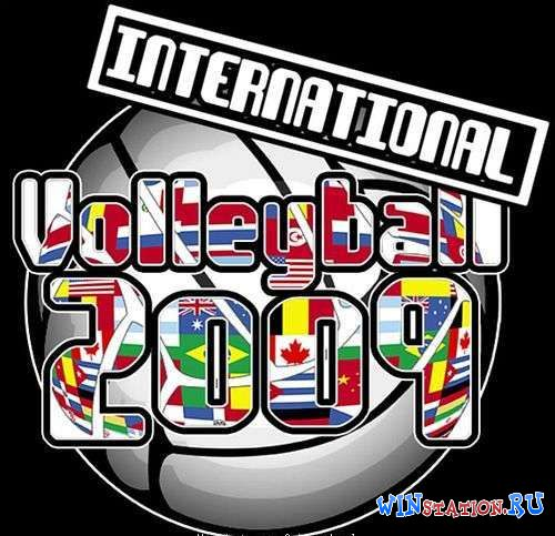 Скачать игру International Volleyball 2004