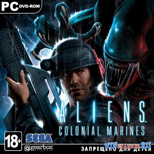 ������� ���� Aliens: Colonial Marines *v.1.0.210*