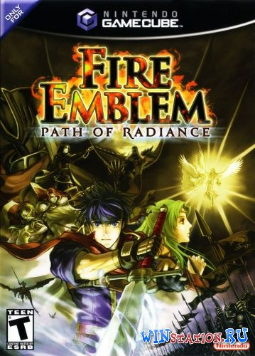 —качать игру Fire Emblem: Path of Radiance