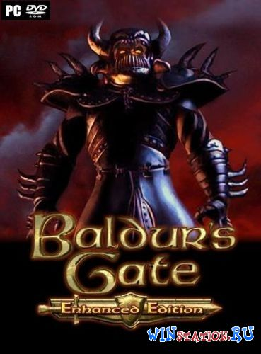 Скачать игру Baldur's Gate Enhanced Edition