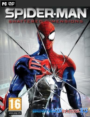 Spider-Man: Shattered Dimensions